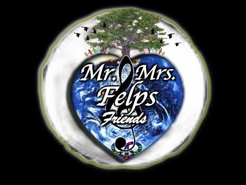 Mr. And Mrs. Felps and friends Press kit