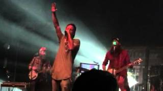 Crowder with NF Live in Anaheim
