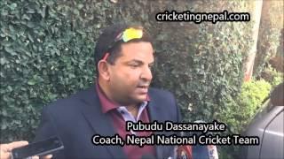 Pubudu Dassanayake on his resignation as head coach of Nepal