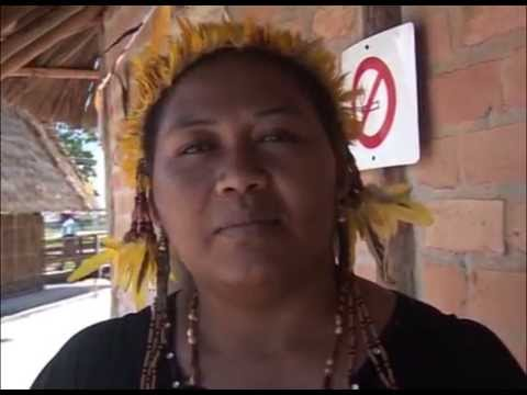 The Story of our Amerindian Brothers and Sisters of Guyana - Part 1