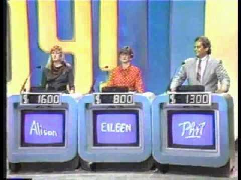 Jeopardy 1988 part 1