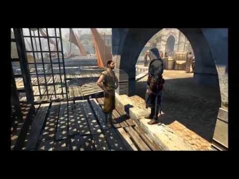 Assassin's Creed Revelations-Mikrofonum Yok