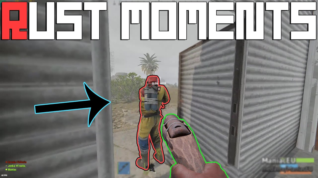 BEST RUST TWITCH HIGHLIGHTS & FUNNY MOMENTS #72