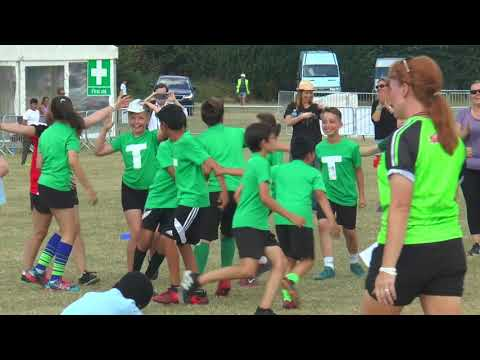 2018 All-British Championships Day 1 - Gaelic Football is Coming Home