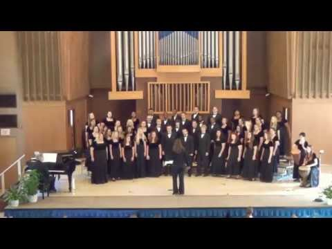 Bonse Aba by the Illinois College Concert Choir