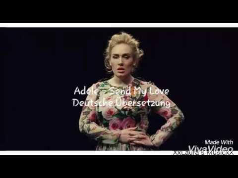 Adele - Send My Love (Deutsche...