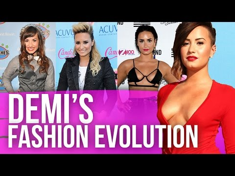 Demi Lovato's MIND-BLOWING STYLE EVOLUTION (Dirty Laundry)