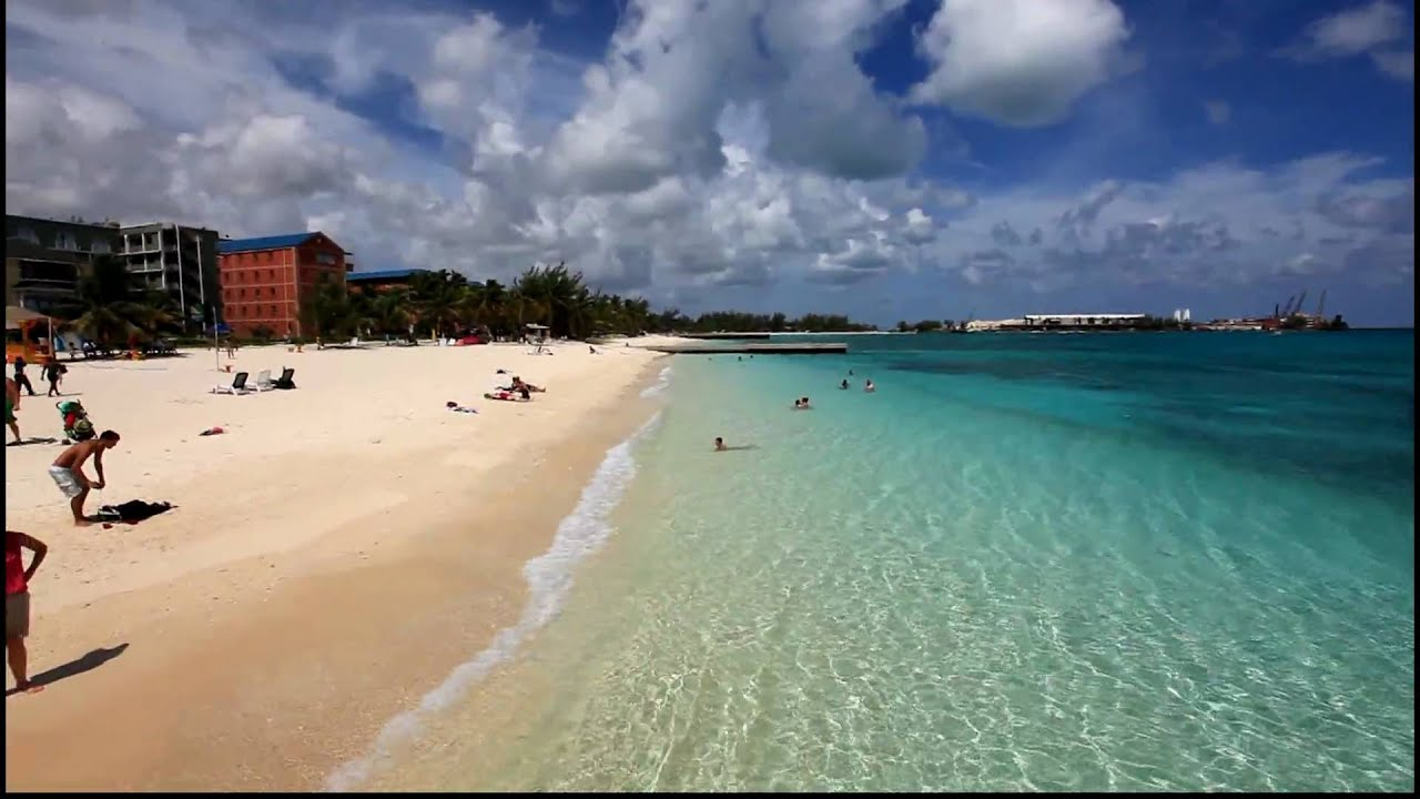 Best Public Beach In Nassau Bahamas
