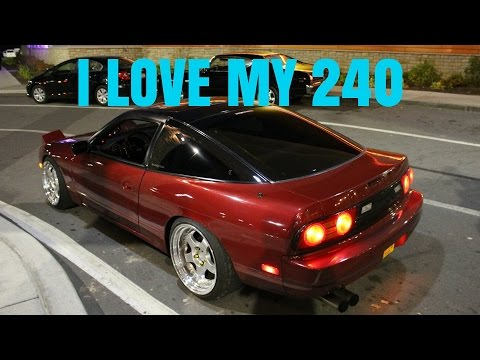 5 Things I Love About My Car | Nissan 240SX S13