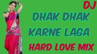 DHAKA DHAKA KARNE LAGA🔥 - DJ RB PRODUCTION-90'S HIT HINDI DJ SONG MIX(DANCE DHAMAKA MIX)🔊