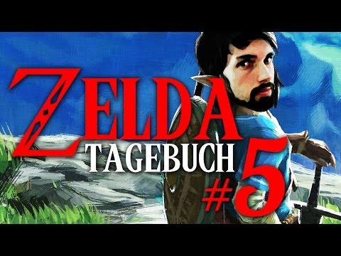 Das Highlight bislang! Der Gerudo-Titan (Vah Naboris)  - ZELDA: Breath of the Wild TAGEBUCH #5