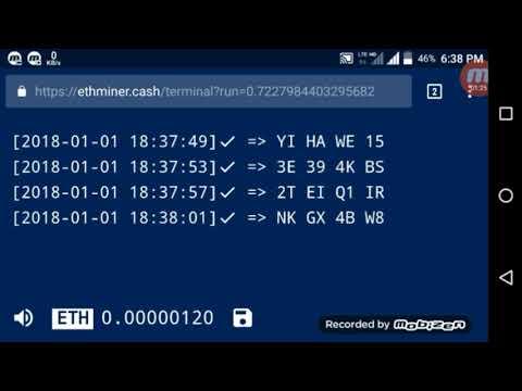 Free Ethereum Minig Wbsite