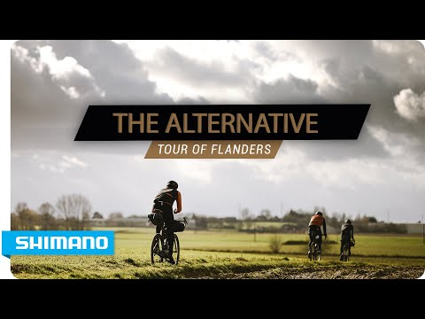 The Alternative: Tour Of Flanders, Gravel Edition | SHIMANO