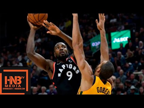 Toronto Raptors vs Utah Jazz Full Game Highlights | 11.05.2018, NBA Season