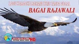 BAGAI RAJAWALI - KARAOKE ROHANI - KEVS DIGITAL STUDIO ( OFFICIAL VIDEO MUSIC )