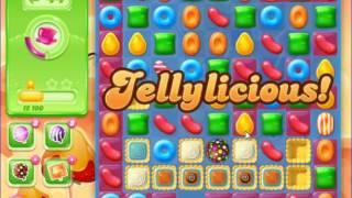 Candy Crush Saga Jelly Level 521