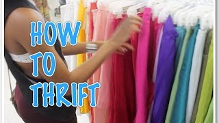 How to Thrift with Style Thumbnail