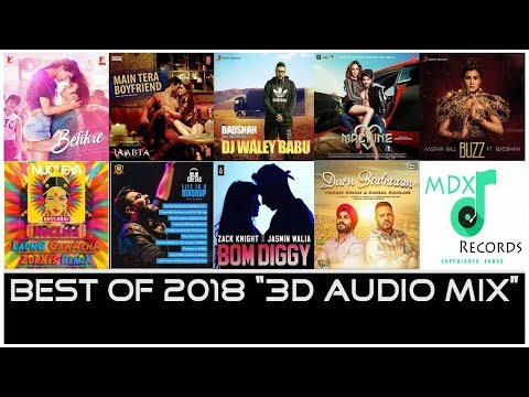 Best 3D Audio Of 2019 | 30 Minutes Non Stop MIX Mixed