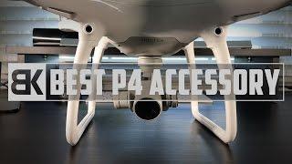 Best DJI Phantom 4 Accessory - Polar Pro ND Filter