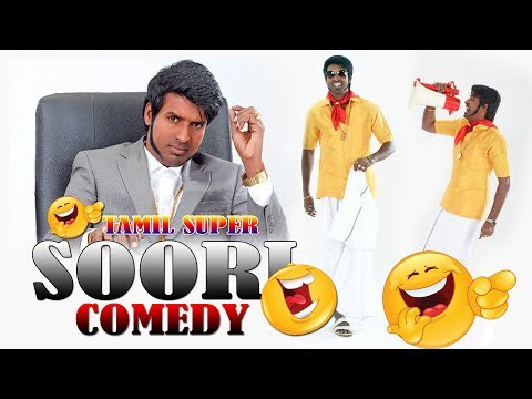 Thumbnail: Soori Comedy | Tamil comedy | Tamil Funny Scenes | Tamil Movie Funny Scenes | Tamil New Movie Comedy