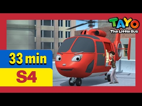 Thumbnail: Tayo S4 l New Emergency Center and more (33 mins) l Best Episodes l Tayo the Little Bus