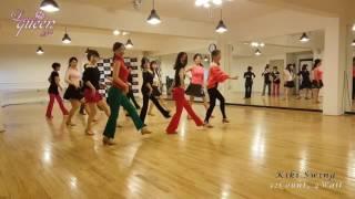 Kiki Swing Line Dance