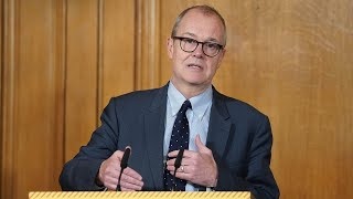 video: Coronavirus: UK  lockdown measures are 'making a difference' but worst is yet to come, Sir Patrick Vallance says