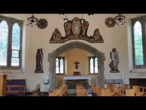 Aylesford Priory Carmelite Friars Aylesford St Simon Stock St Teresa Of Avila A Kossowski. Kent
