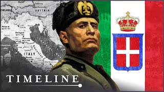 The Origins Of Mussolini's Italy | Secrets Of War | Timeline