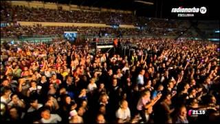 Gigi D'Alessio @ Arena della Vittoria Bari - 28 / 09 / 2012 - RadionorbaTV *Parte 1