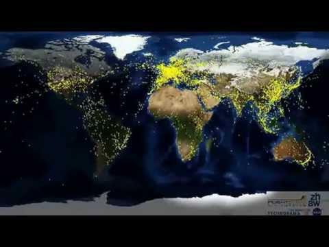World Air Traffic