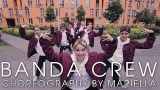 BANDA CREW I Choreography by Marina Kuscheva