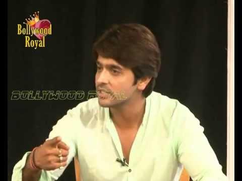Alumni talk with Television Actor Ashish Sharma at Anupam Kher's Actor Prepares