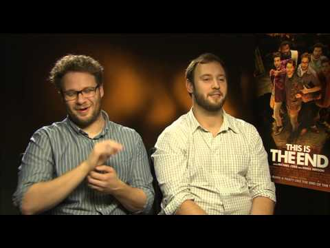 Seth Rogen And Evan Goldberg - This Is The End Interview
