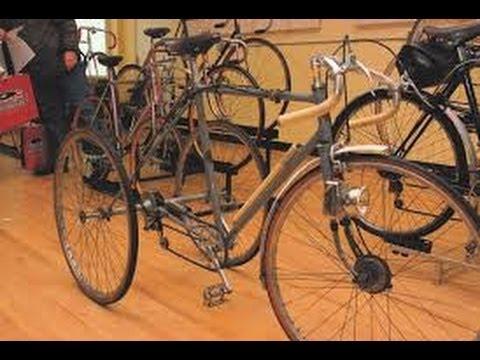 Classic Antique Bicycles