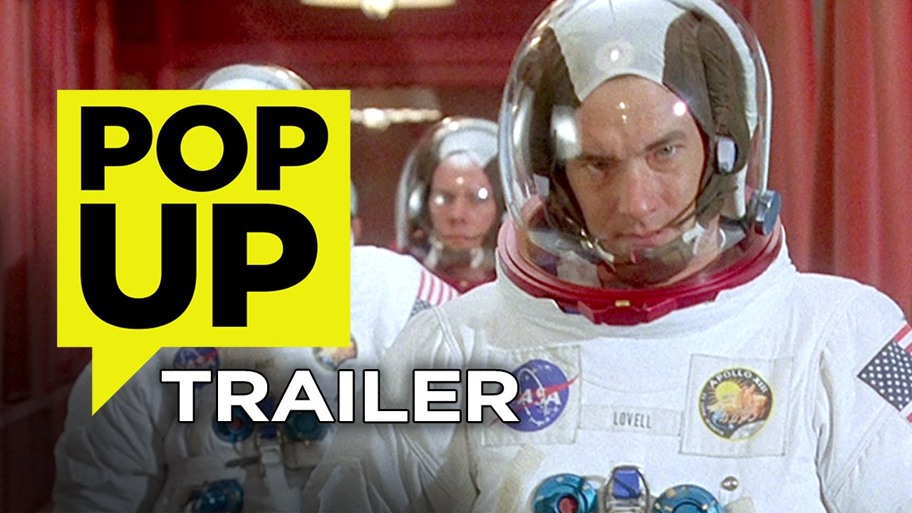 Apollo 13 Pop-Up Trailer (1995) - Ron Howard, Tom Hanks ...