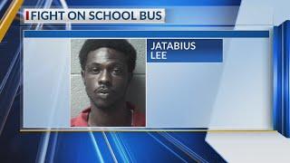 Fight on school bus