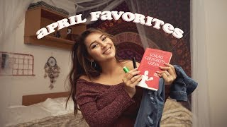 April Favoriten (food, movies, fashion, musicetc.)