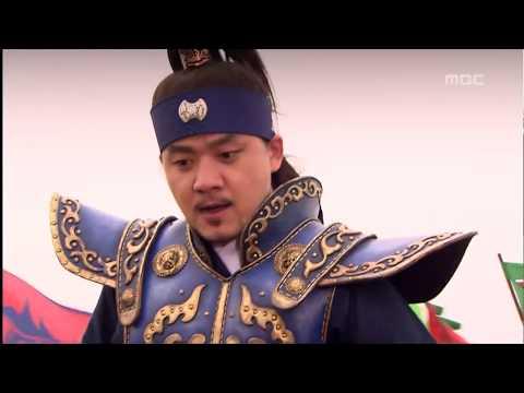 [고구려 사극판타지] 주몽 Jumong 금와의 두왕자와 전쟁터에 처음 나가게 된 주몽