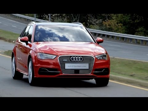 CNET On Cars - 2016 Audi A3 E-tron: The Dawn Of The Electric Audi, Ep. 80