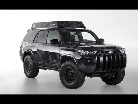 Awesome Start Up 2016 Toyota 4Runner Review, Price, Mpg, Redesign