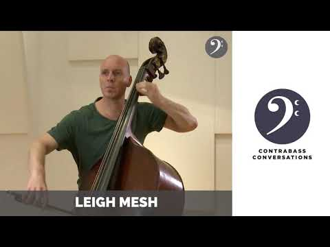 438: Leigh Mesh on discipline, fitness, and stories from the pit