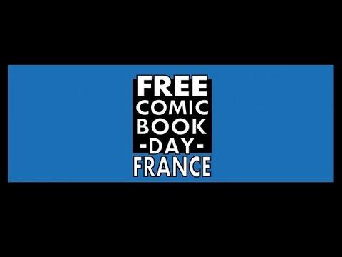 FREE COMIC BOOK DAY 2017 : PRESENTATION DES TITRES VF