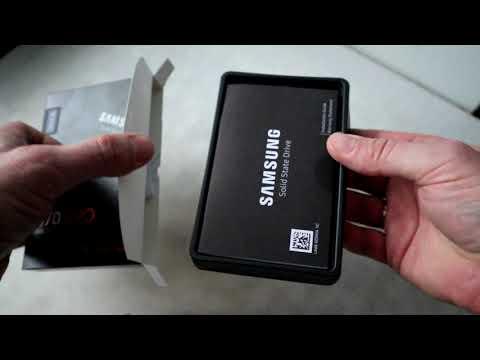 """Samsung 870 Evo-Series 500GB 2.5"""" SATA III V-NAND 3bit MLC (TLC) (MZ-77E500BW)"""