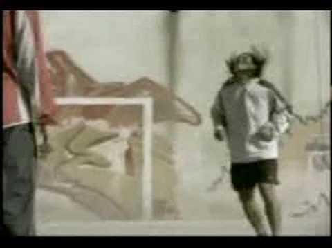 Ronaldinho vs Inamoto
