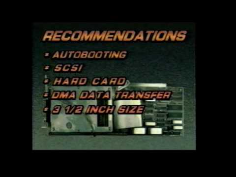 Amiga Hard Drives - The Complete Guide