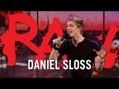 Daniel Sloss på RAW COMEDY