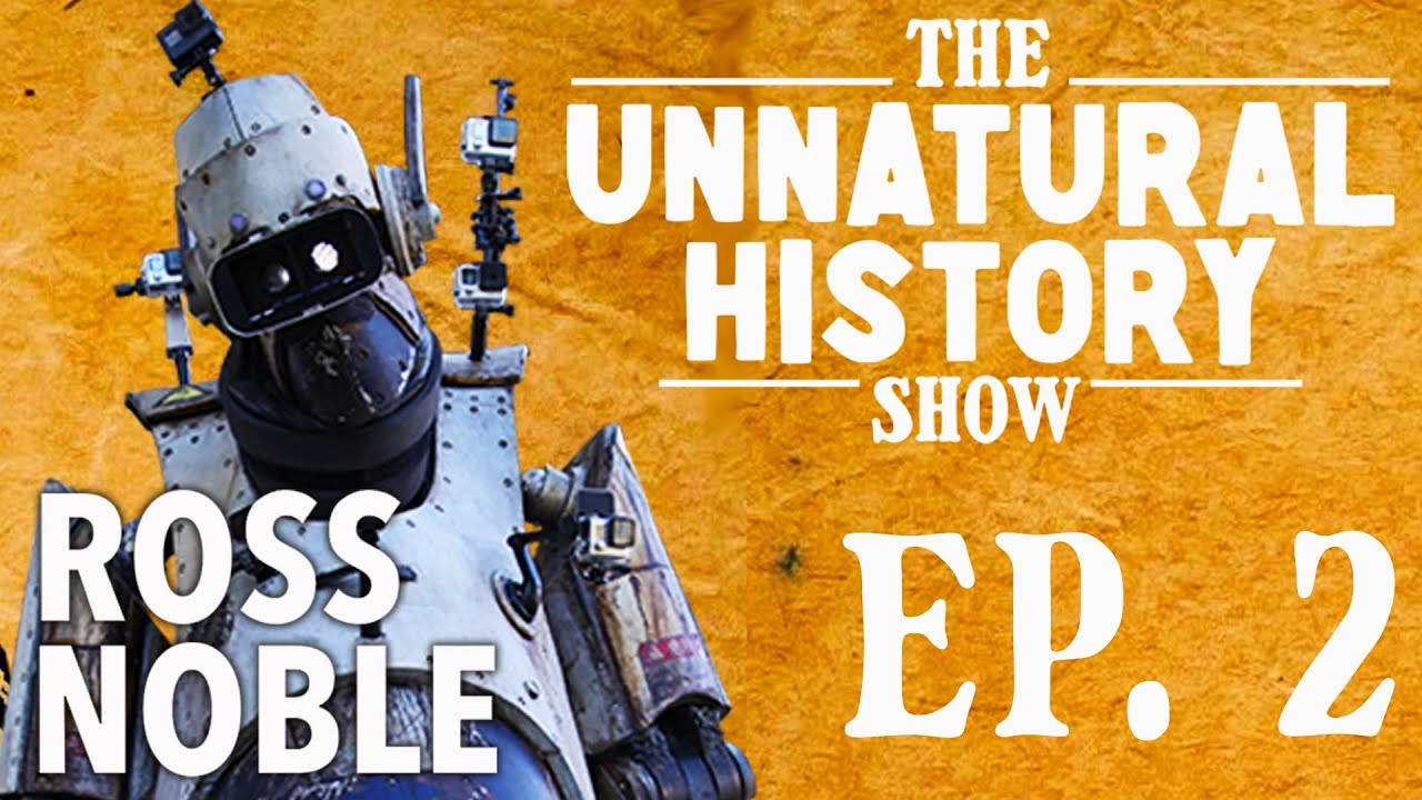 Download The Unnatural History Show with Ross Noble - Ep. 2