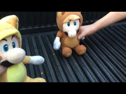 Mario escapes the cats!