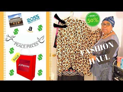 Amazing Fashion Deals | Full Figure Women's Clothing Haul
